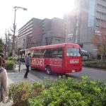 山科からラウンドワン浜大津のシャトルバスに乗ってみた!