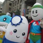 滋賀県庁平成27年末のお餅つきに行ってきました