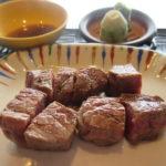 琵琶湖ホテル「鉄板焼おおみ」温泉ランチプランを利用してきました
