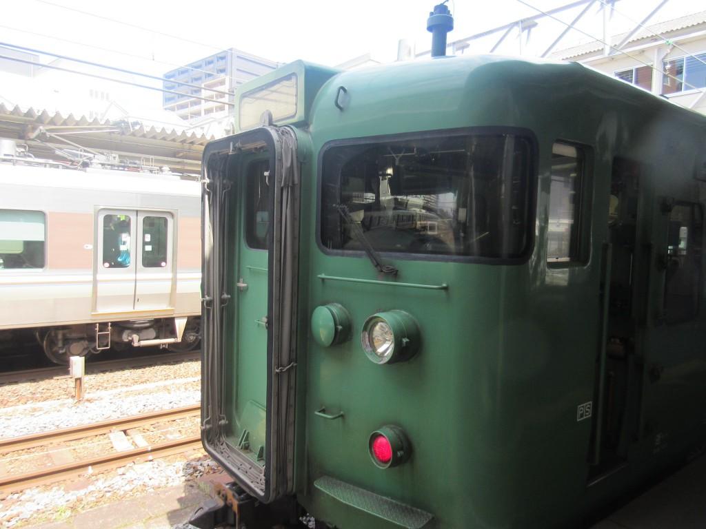 JR草津線の車両