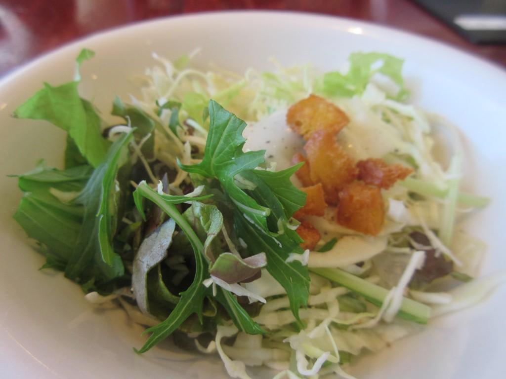 カプリチョーザのサラダ