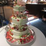 琵琶湖ホテル「ベルラーゴ」が開店1周年!記念メニューを食べてきました(2016年7月)