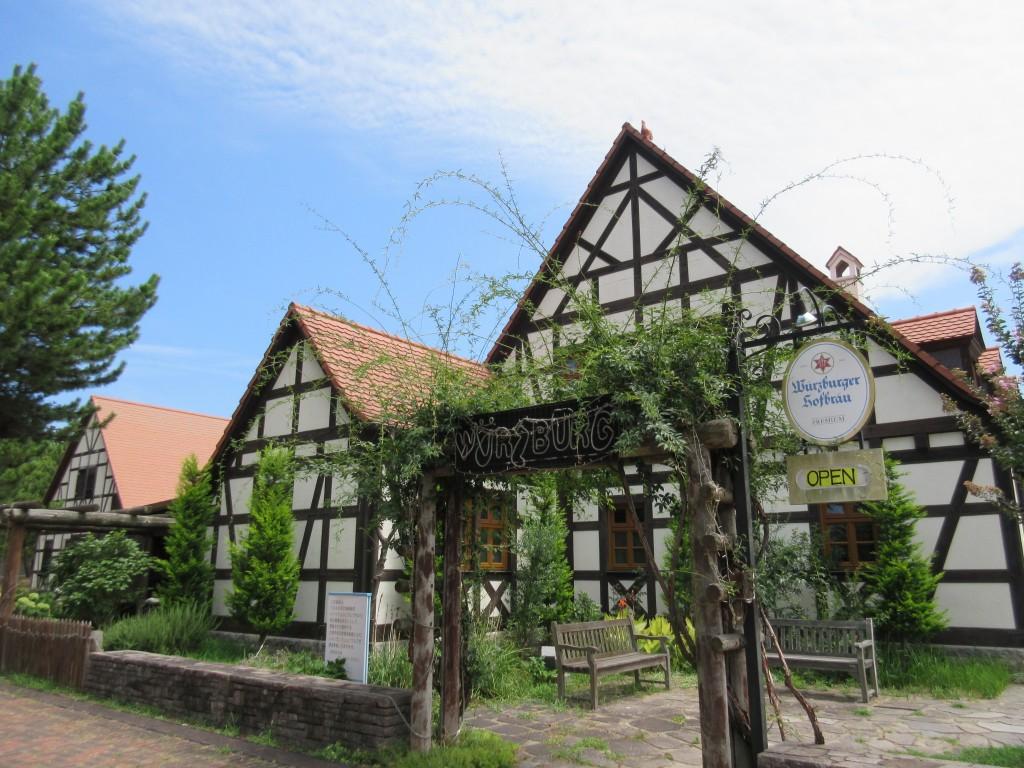 ドイツレストランヴュルツブルク