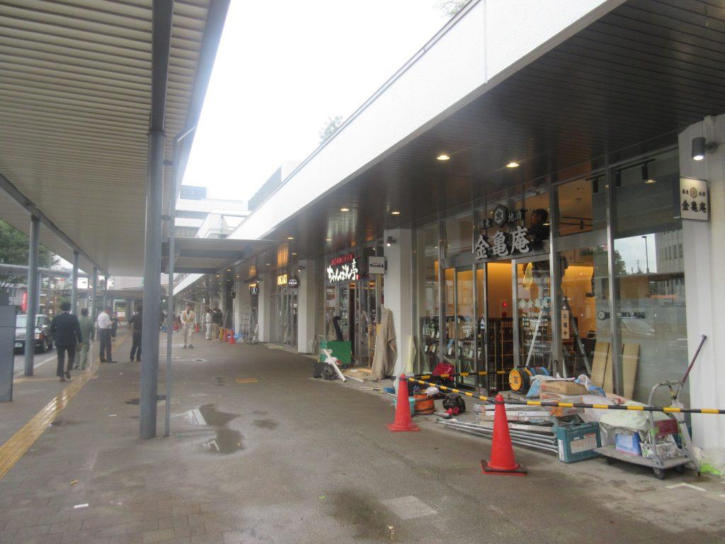 ビエラ大津の店舗
