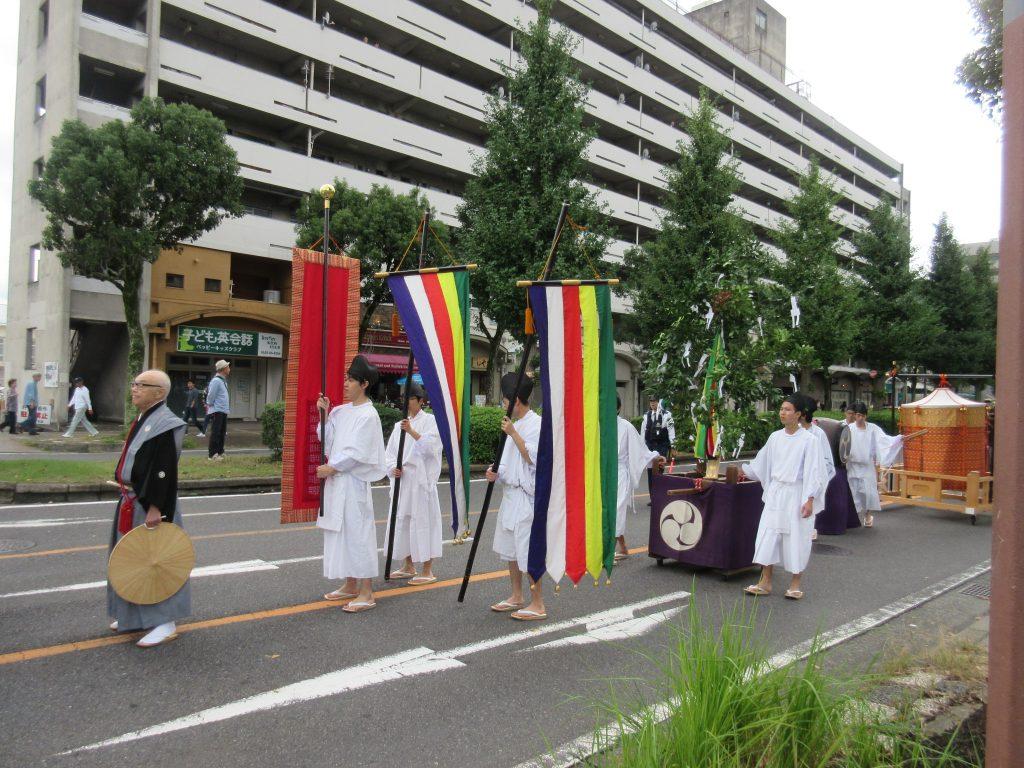 大津祭の巡行