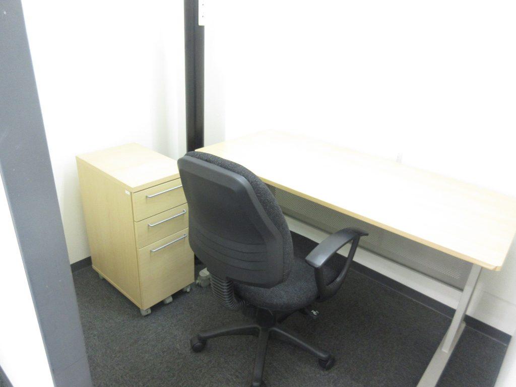 コワーキングスペース大津のレンタルオフィス