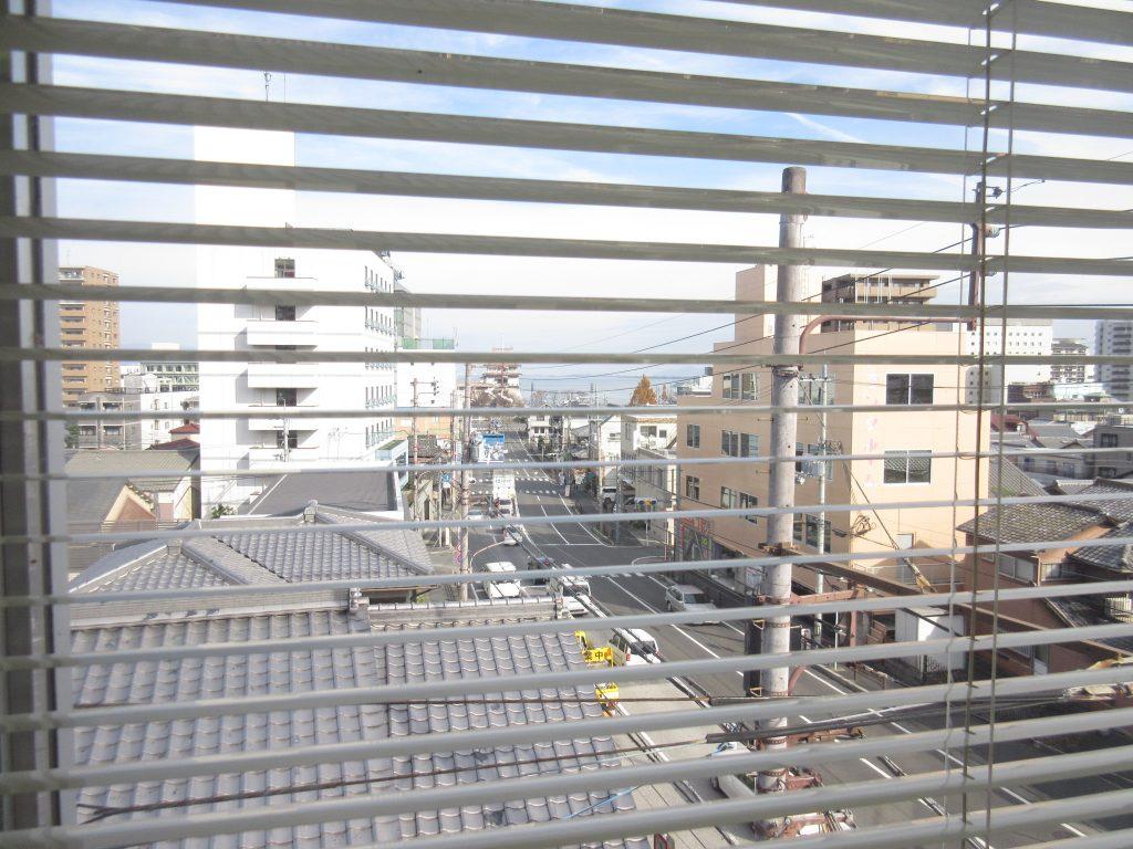 コワーキングスペース大津からの眺め