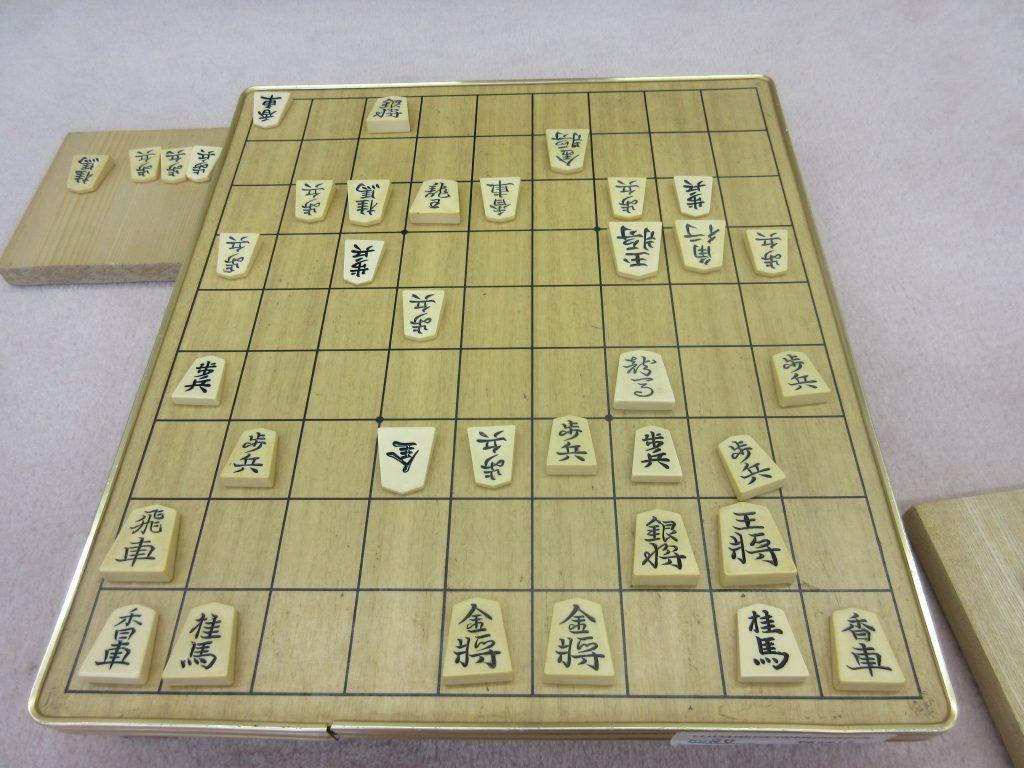 ゆうゆうかんの将棋