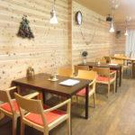 大津市長等ハピネスビレッジは子連れでもまったりできるカフェ