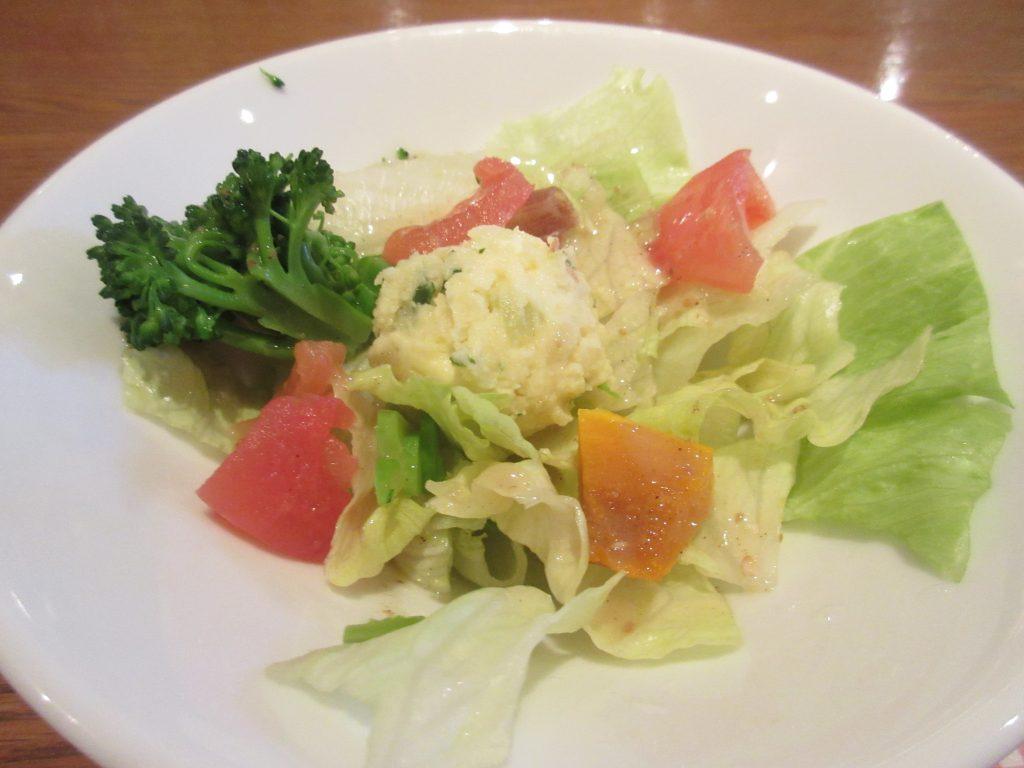 ファルファッレのサラダ