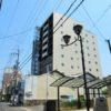 京町二丁目プロジェクト「エルミナゲイト京町」が完成間近(2017年5月)