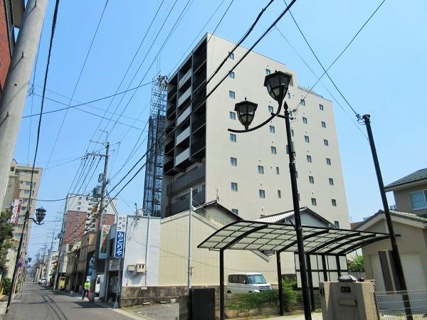 京町二丁目プロジェクトの建物