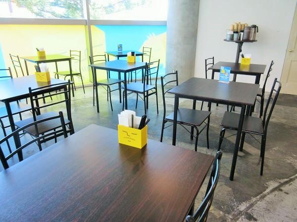 大津パルコICE MONSTERのテーブル席