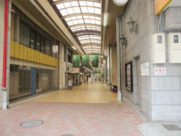 2017年7月の菱屋町商店街
