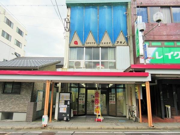 ときめきチケット大津店の外観