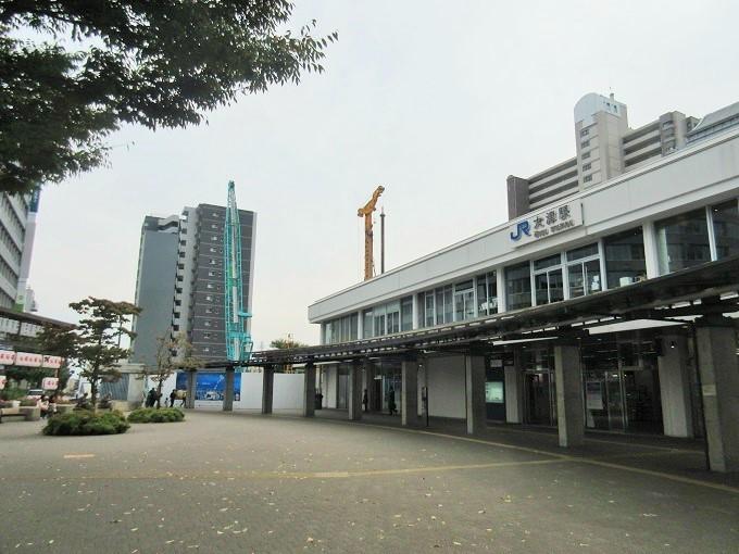 リニューアル後1周年を迎えた大津駅