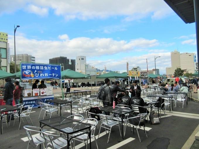 大津駅前オープンモール