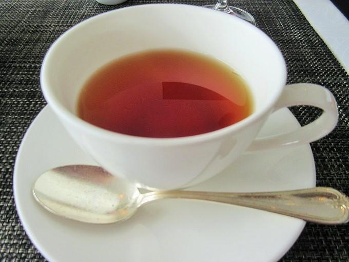 湖国フレンチの紅茶