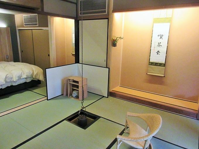 HOTEL茶屋の茶室