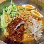 ちゃんぽん亭の冷やし担々麺を食べてきました(2018年7月)