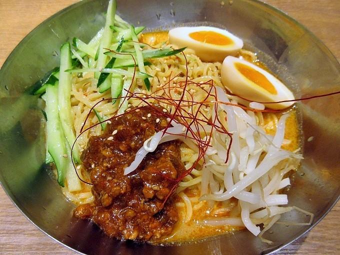 ちゃんぽん亭の担々麺