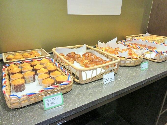 ベーカリー塾のパン