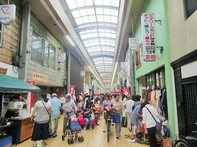 第23回大津100円商店街