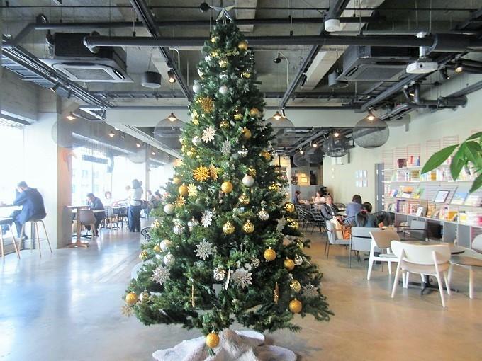 ザ・カレンダーのクリスマスツリー