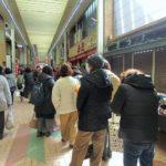 第25回大津100円商店街が行われました(2019年3月)
