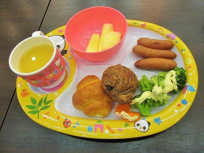 琵琶湖グランドホテルの朝食バイキング