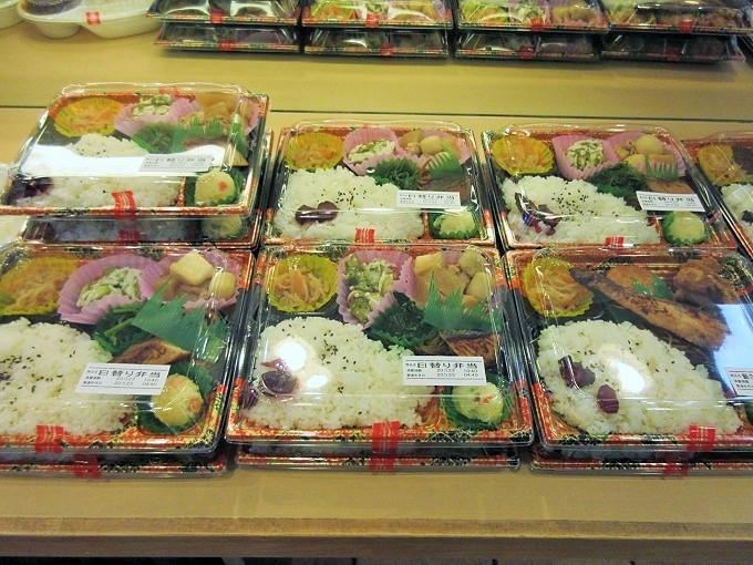 スーパーホテル大津駅前のお弁当