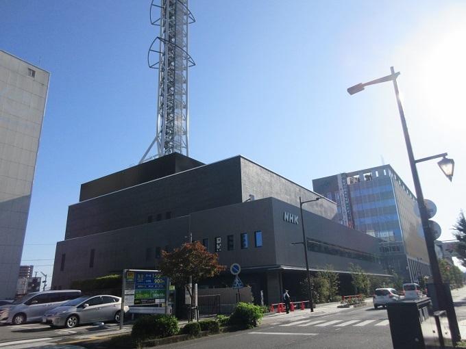 NHK大津新局舎