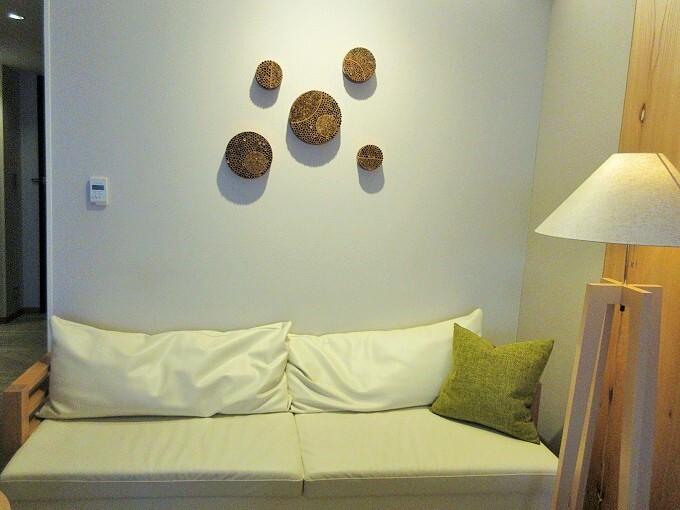 琵琶湖ホテルの客室