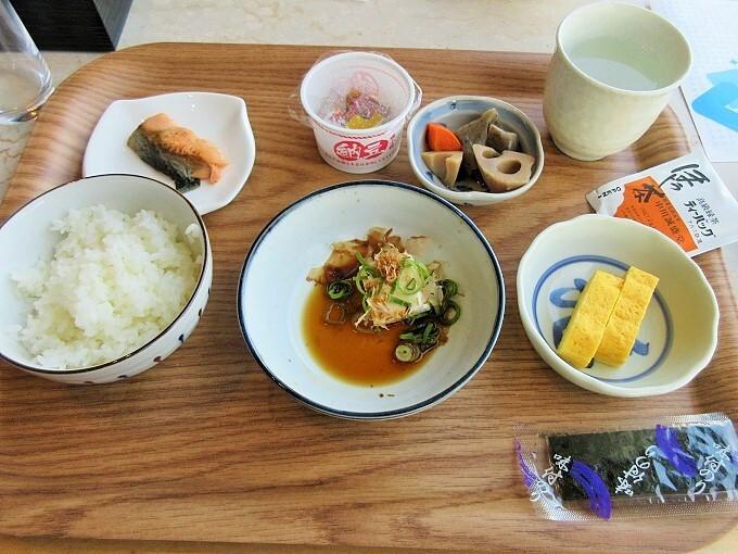 琵琶湖ホテルの朝食バイキング