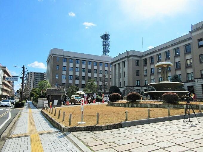 滋賀県庁前キッチンカー