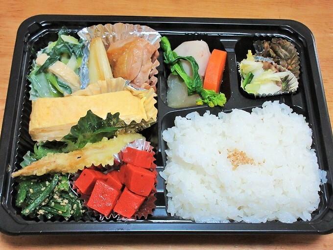 からっ風の滋賀県産食材弁当