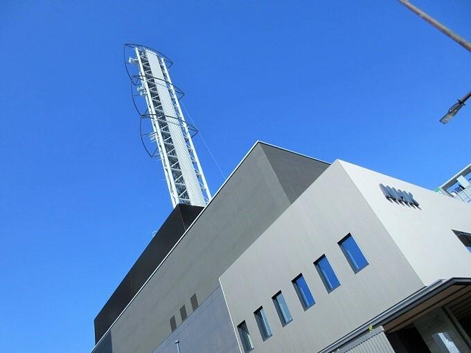 NHK大津新会館
