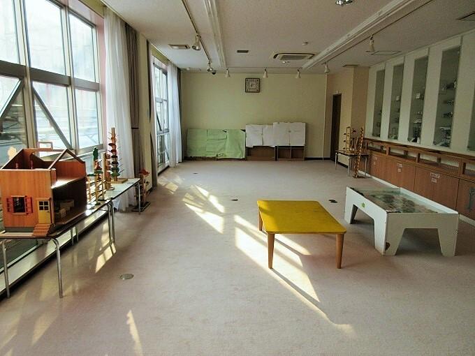 ゆうゆうかん3階おもちゃスペース