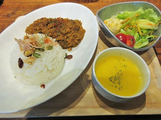 J-cafeの伊賀牛カレー