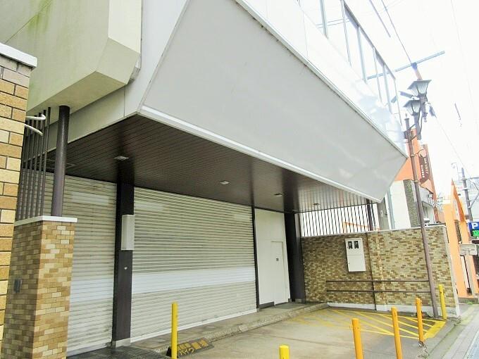 滋賀銀行中町代理店跡地