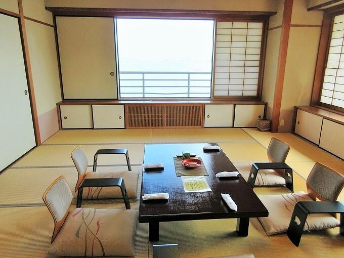 琵琶湖グランドホテル京近江の客室