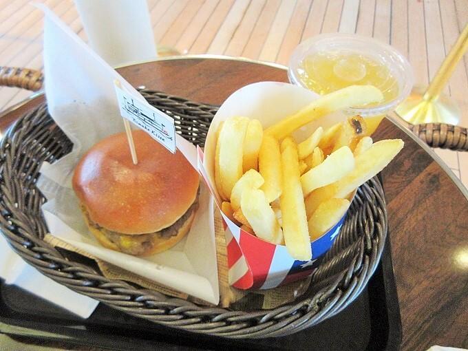 ミシガンのハンバーガー
