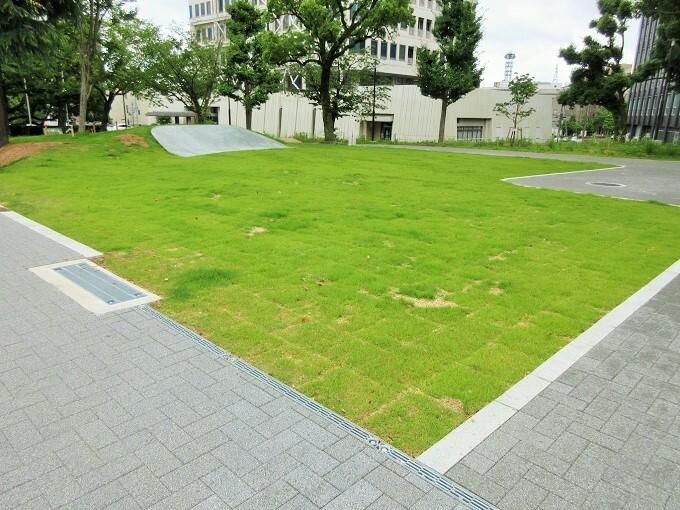 大津駅前公園